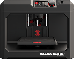 MakerBot Replicator Desktop 3D Printer -  Fifth Generation Model(MP05825)